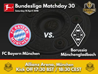 Bayern vs Gladbach – Bundesliga – Preview