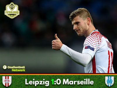 RB Leipzig vs Marseille – Europa League – Match Report