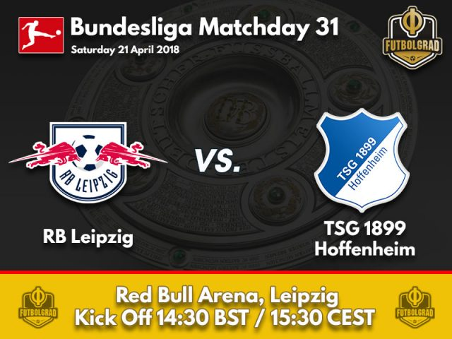 Leipzig duel Hoffenheim as the race for the Champions League continues