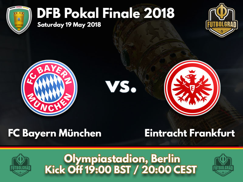 Frankfurt are back in Berlin to upset the applecart against Bayern