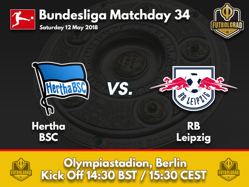 Hertha look to spoil RB Leipzig's European ambitions