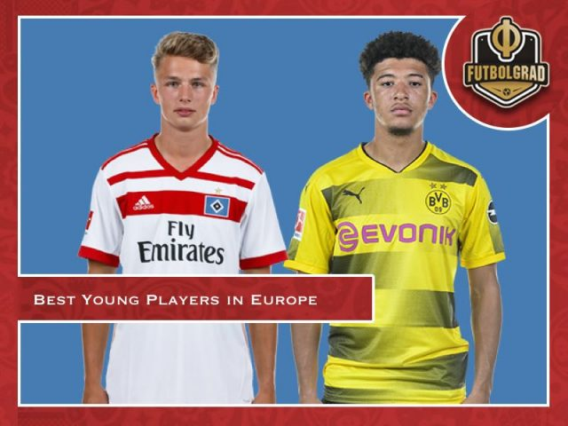The best young players in Europe introduced