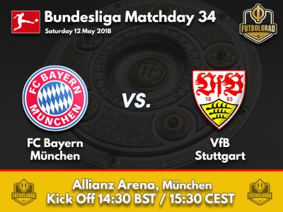 Stuttgart hope to spoil Bayern's championship party