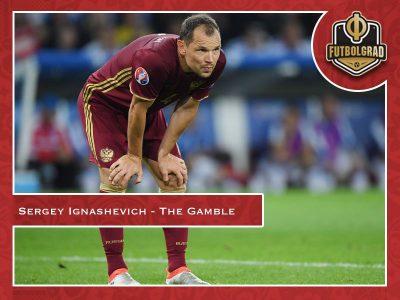 Sergey Ignashevich – Could Cherchesov's gamble pay off?