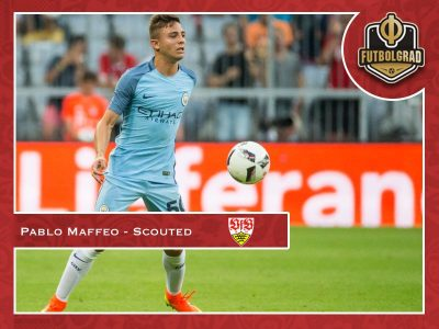 Pablo Maffeo – Stuttgart's record signing scouted