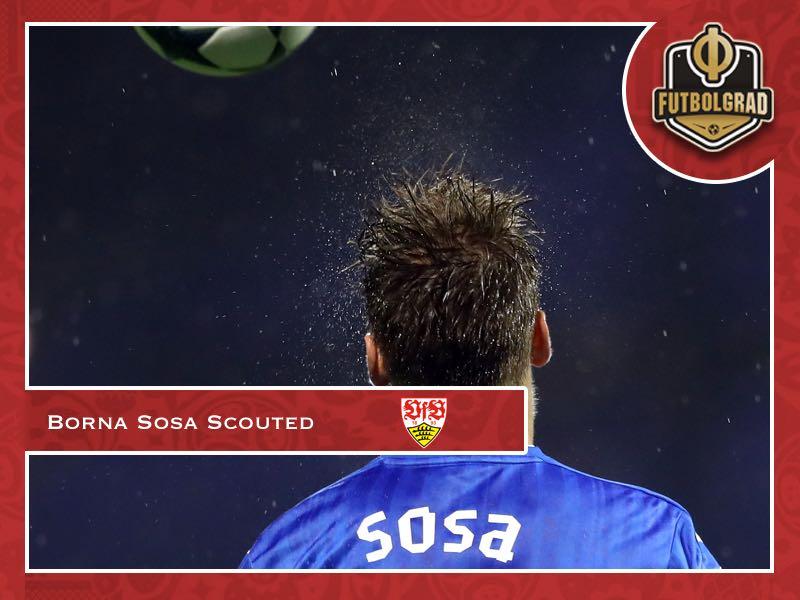 Borna Sosa – Stuttgart's Croatian signing scouted