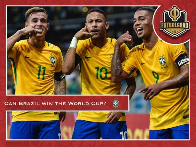 Can Brazil win the 2018 FIFA World Cup?