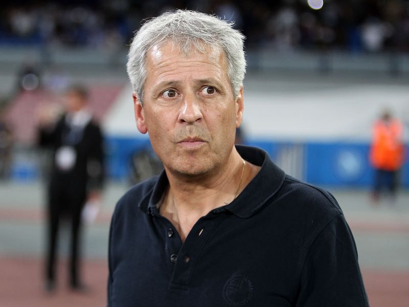 Lucien Favre is an introvert, who constantly questions his own value (Photo by Francesco Pecoraro/Getty Images)