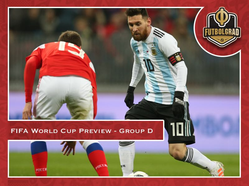2018 FIFA World Cup – Group D Preview