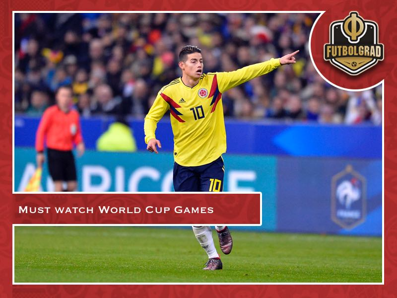 2018 World Cup group games Bundesliga fans won't want to miss