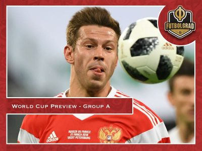 2018 FIFA World Cup – Group A Preview