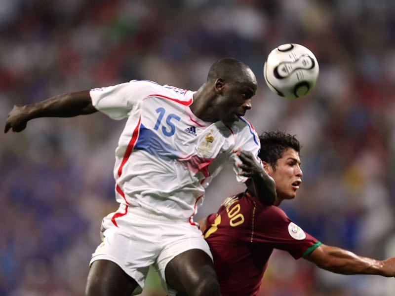 Mukiele is often favourably compared to French World Cup winner Lilian Thuram (NICOLAS ASFOURI/AFP/Getty Images)