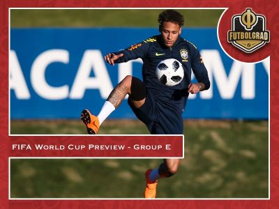 2018 FIFA World Cup – Group E Preview