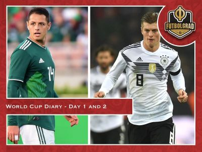 Mexico given unenviable task of stopping German