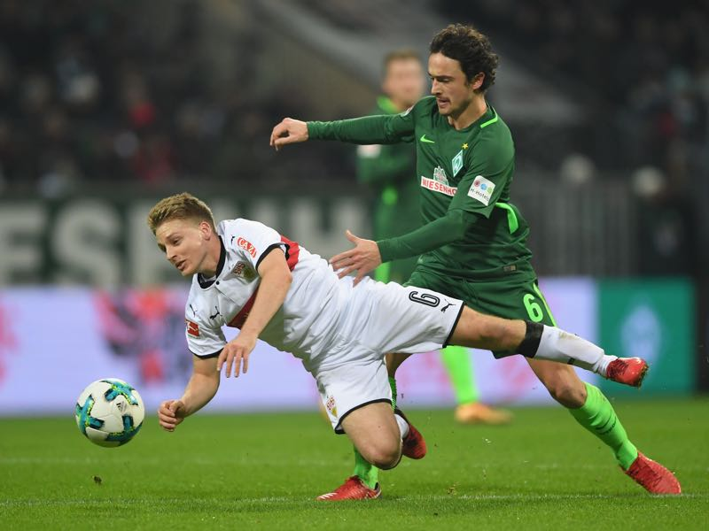 Thomas Delaney (r.) can dominate the midfield (Photo by Stuart Franklin/Bongarts/Getty Images)