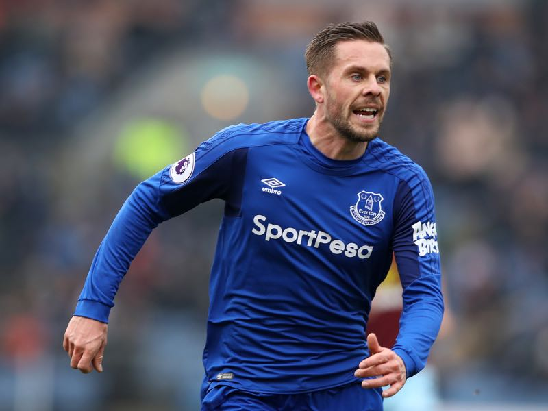 Gylfi Sigurdsson will be one of the most intriguing players to watch at the tournament in Russia (Photo by Lynne Cameron/Getty Images)