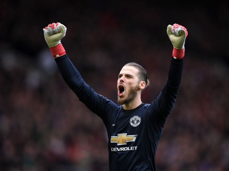 David de Gea is Spain's most intriguing player and one of the best keepers in the world (Photo by Shaun Botterill/Getty Images)