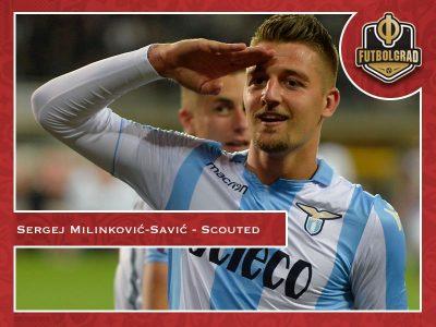 Sergej Milinković-Savić – The sergeant is ready to march to the top of the world