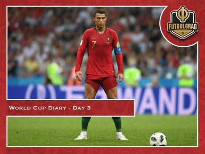 World Cup Diary – Day 3: Iceland do it again
