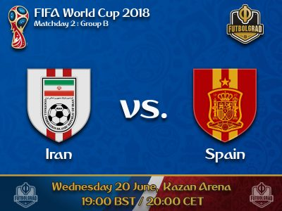 Iran look to upset the apple-cart when they face Spain on matchday 2