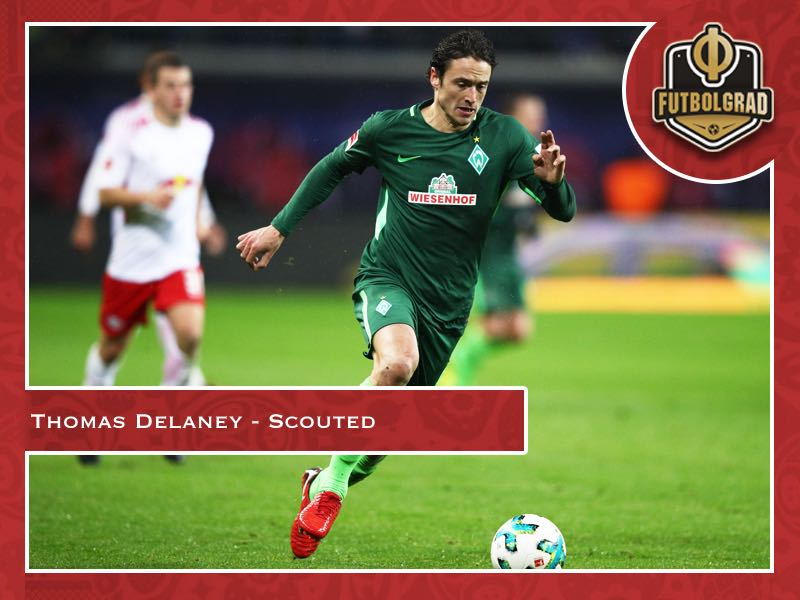 Thomas Delaney – Stability in person for Borussia Dortmund
