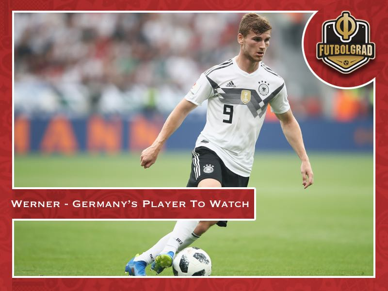 Timo Werner – Germany's one to watch at Russia 2018