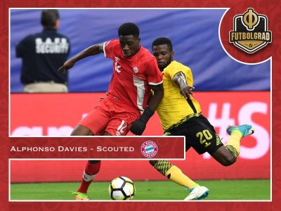 Alphonso Davies – Bayern's new Canadian star scouted