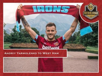 Yarmolenko – Cutting ties to make room for something new?