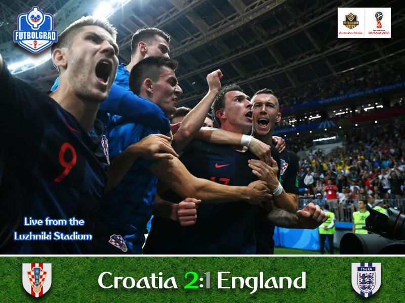 Croatia make history and advance to their first ever final
