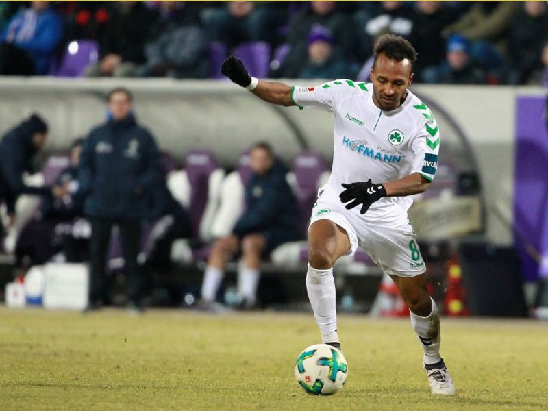 Julian Green is finally getting much needed playing time (Photo by Karina Hessland-Wissel/Bongarts/Getty Images)