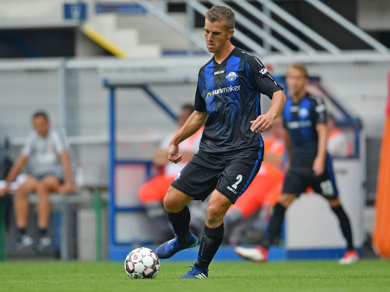 Uwe Hünemeier is back in German football and will play for Paderborn in Bundesliga 2 this season (Photo by Thomas Starke/Bongarts/Getty Images)