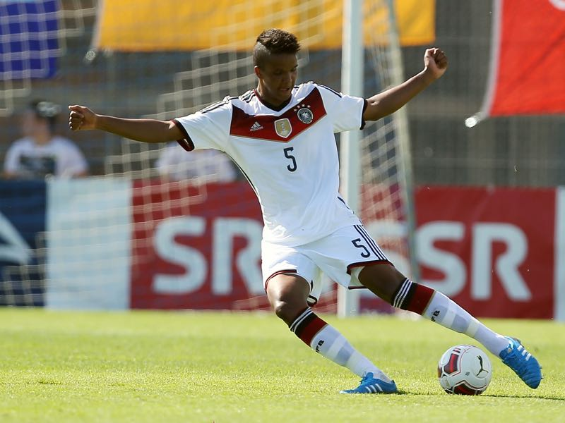 Marian Sarr is looking revitalise his career at VfR Aalen (Photo by Thomas Niedermueller/Bongarts/Getty Images)