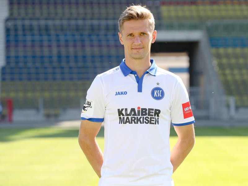 Kai Bülow joins Rostock from Karlsruher SC (Photo by Andreas Schlichter/Bongarts/Getty Images)