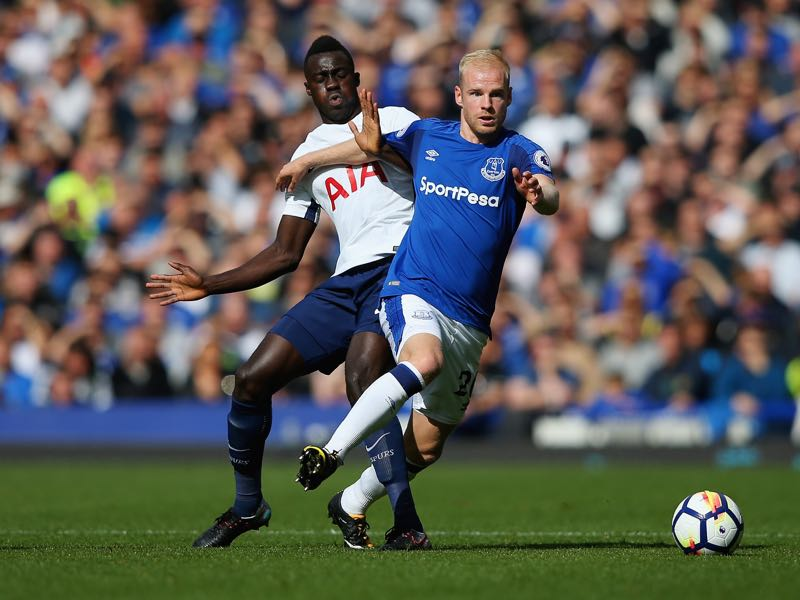 Davy Klaassen struggled for playing time in England (Photo by Alex Livesey/Getty Images)