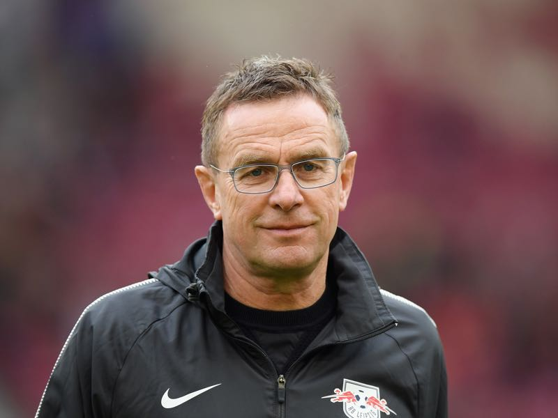 Ralf Rangnick is a big fan of Lookman (Photo by Matthias Hangst/Bongarts/Getty Images)