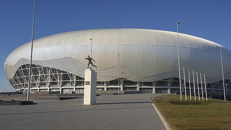Universitatea Craiova vs Leipzig will take place at the Stadionul Ion Oblemenco in Craiova (Edwin Harper CC-BY-SA-4.0)