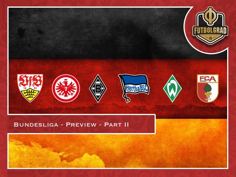 Bundesliga – 2018/19 Season Preview – Part II