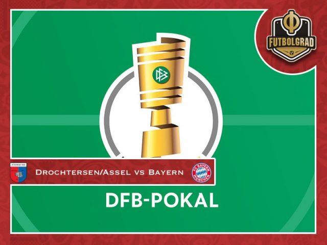 Drochtersen/Assel look for massive upset against German giants Bayern