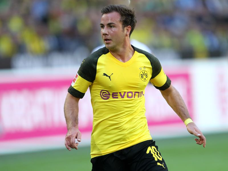 Mario Götze is considered an impact player according to Goalimpact (Photo by Christof Koepsel/Bongarts/Getty Images)