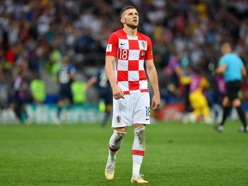 Ante Rebić starred for Croatia at the World Cup (Photo by Dan Mullan/Getty Images)