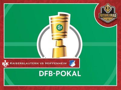 Kaiserslautern look to upset the apple-cart against Hoffenheim