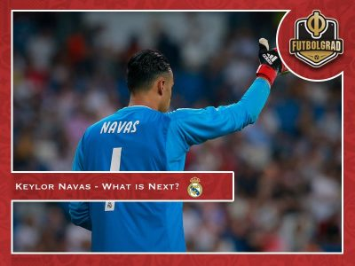 In light of the Courtois transfer, what is next for Keylor Navas?