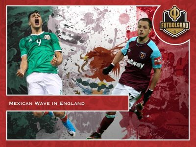 Raúl Jiménez and Chicharito – Bringing the Mexican wave to England