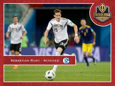 Sebastian Rudy – What can he bring to Schalke?