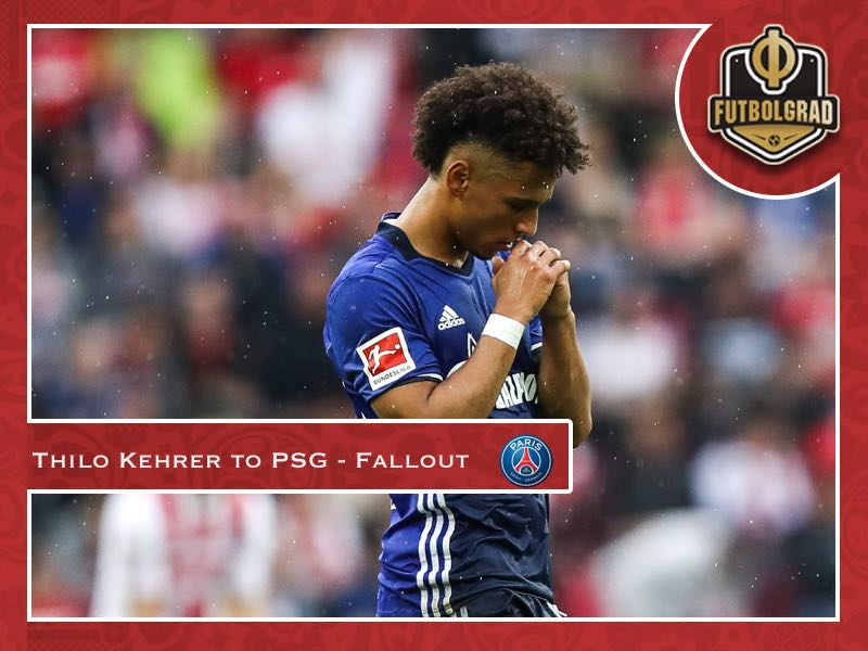 Thilo Kehrer – PSG's new defensive all-rounder introduced