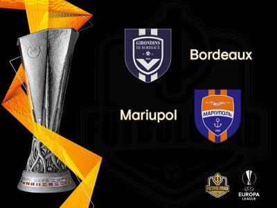 Bordeaux look to see off Mariupol to reach the next round of the Europa League