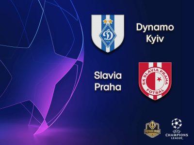 Still all to play for as Dynamo host Slavia Praha at the Olimpiyskiy