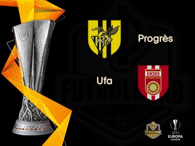 Ufa look to complete the job against Luxembourg's Progrès