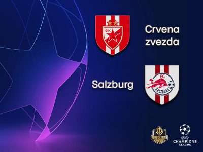 Crvena Zvezda and Salzburg looking to finally qualify for the Champions League group stage