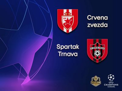 Red Star Belgrade continue long road to the Champions League against Spartak Trnava
